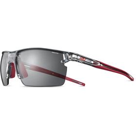 Julbo Outline Zebra Light Aurinkolasit Miehet, black/red/clear